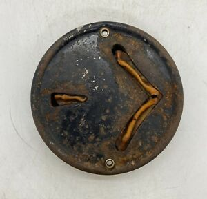 Antique Old Truck Rat Rod Accessory Arrow Indicator Turn Signal Light Cover