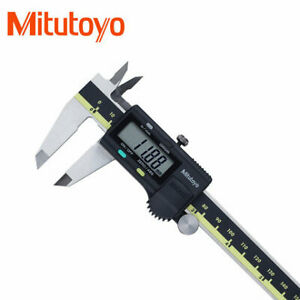 0 8 0 200mm Absolute Digimatic Caliper Mitutoyo 500 197 30 New 0 0005 0 01