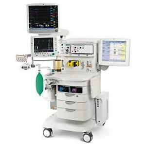 Ge Aisys Carestation Anesthesia Machine Seller Refurbished