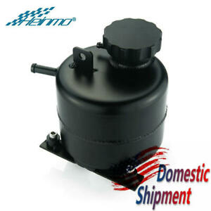 Polished Radiator Header Water Coolant Expansion Tank For Mini Cooper S R52 R53
