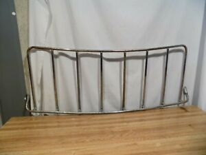 1969 71 Dodge Charger Challenger Cuda Trunk Luggage Rack Mustang Corvette 70s