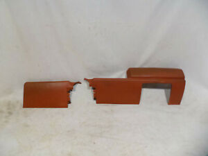 1970 Dodge Charger Low Rallye Dash Dash Trim Set Superbird Mopar Roadrunner Gtx