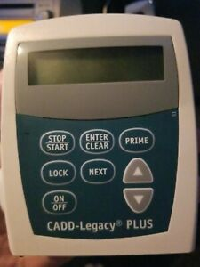 Cadd Legacy Plus 6500 Infusion Pump Software Version F