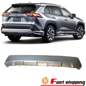 Fits 2019 2020 Toyota Rav4 Usa Rear Bumper Guard Lower Molding Bumper Rear Guard