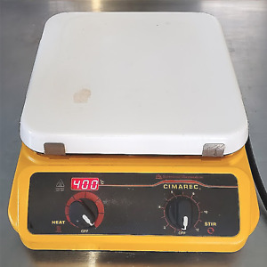Cimarec Sp131635 Digital Hotplate Magnetic Stirrer 10x10 Watch Video Freeship