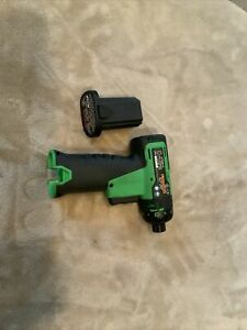 Snap On Cts661g Green Cordless Screwdriver 1 Battery no Charger
