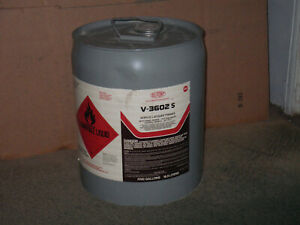 Dupont 3602 Acrylic Lacquer Auto Paint Thinner 5 Gallons New Highest Quality Nos