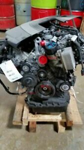 Engine 251 Type R350 Fits 09 Mercedes R class 1271192