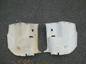 Used 1971 1973 Ford Mustang Convertible Interior Rear Seat Side Panels