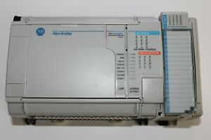 Complete Micrologix 1500 Processor Plc System Controller