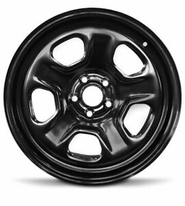 New 18 X 8 Replacement Steel Wheel Rim For 2013 2019 Ford Explorer Taurus