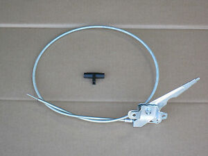 Throttle Cable And Knob For Ih International 154 Cub Lo boy 185