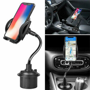 Adjustable Car Cup Holder Mount For Iphone Cell Phone Universal Holder Cradle