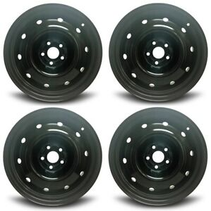 New Set Of 4 16 X 6 5 Steel Wheel Rim For 06 13 Subaru Legacy Impreza Forester