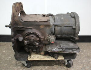 Powerglide Transmission Differential 1966 Chevrolet Corvair Lm 3 55 Af Code