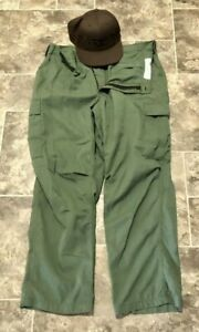 New Armid Nomex Wildland Fire New Style Pants 34 38 Short Firefighter Fire Usfs