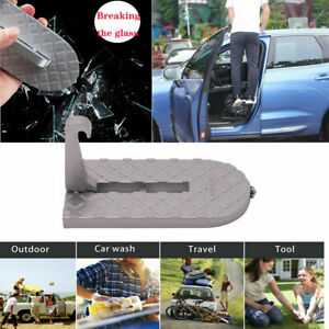 Folding Car Door Latch Hook Step Foot Pedal Ladder For Jeep Truck Suv Roof