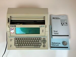 Smith Corona Pwp 3550 Typewriter Personal Word Processor Screen Manual 1995 Vtg