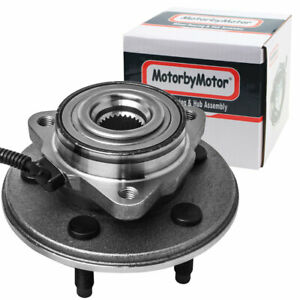 For 2002 2005 Ford Explorer Mercury Mountaineer Front Wheel Bearing Hub Assembly