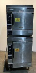 Market Forge Altair Ii Convection Double Steamer Commercial Kitchen Equipment