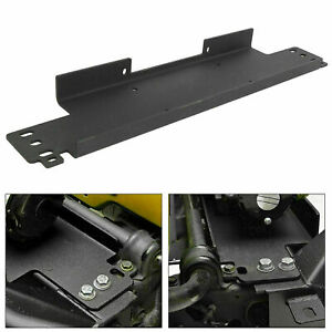 For 1987 06 Jeep Wrangler Yj Tj 12000 Lb Capacity Winch Mounting Mount Plate