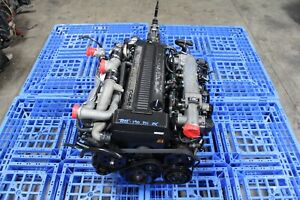Jdm Toyota 1jzgte Non Vvti 2 5l Turbo Motor With 5 Speed R154 Transmission