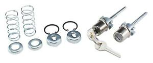 60 66 Chevy Gmc Truck Outside Exterior Outer Two Door Lock With Hardware Set
