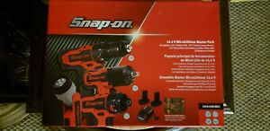 Snap On Micro Lithium Master Pack camo Editon