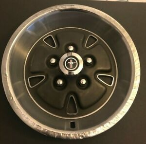 1970 Ford Mustang Mach 1 14 Wheel Cover Hubcap With Center Cap 1969 1971 1972