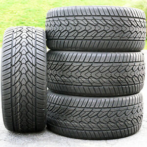 4 New Fullway Max Plus 99 305 35r24 112v Xl As A S Performance Tires