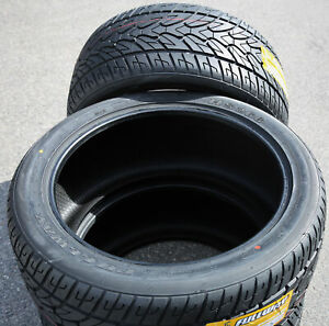 2 New Fullway Hs266 305 45r22 118v Xl As A S Performance Tires