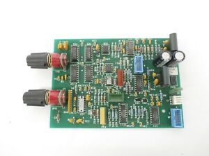 Gilson 030354 V A1 Pcb Assembly From 112 Uv vis Detector Hplc System