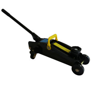 Portable 2 Ton Floor Jack Vehicle Car Garage Auto Small Hydraulic Lift Tool New