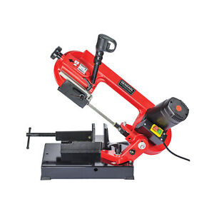 General International Bs5202 4 Inch Metal Cutting Bandsaw With Cast Iron Vise