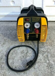 Appion G5 Twin Refrigerant Recovery Machine great Shape