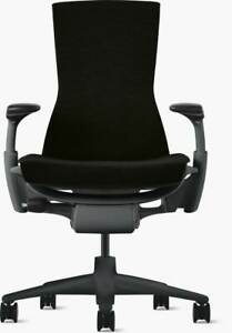 Authentic Herman Miller Embody Task Chair Design Within Reach