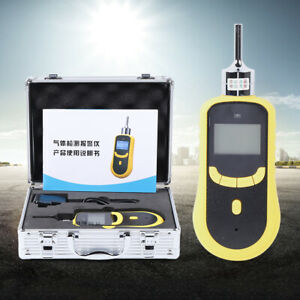 Usa 0 10ppm Portable Industrial O3 Gas Test Detector Meter Ozone Analyzer Tester