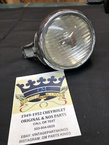 1930s 1940s 1950s Chevrolet Accessory Guide 2004a Fog Light Bomb Lowrider 48