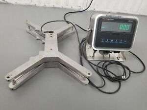 Avery Weigh tronix Zm301 sd1 Floor Scale
