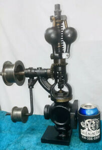 1 Vertical Fly Ball Governor For Steam Gas Or Oilfield Hit Miss Engine W Stand
