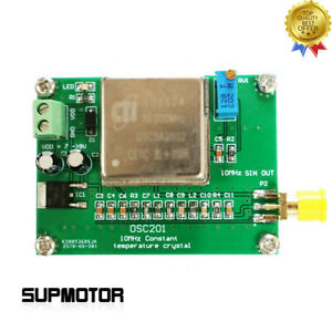 10mhz Frequency Standard 10mhz Ocxo Reference Board Sine Wave For Radios
