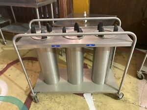 Seco 3 Compartment Hot Plate Warmer