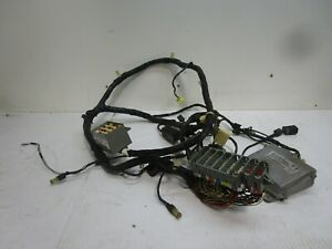 Jeep Wrangler Tj Under Dash Fuse Box Wiring Harness 1998 9 97 Hard Top 0142