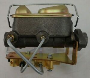 Fairlane Falcon Comet Master Cylinder And Proportioning Valve Disc Drum