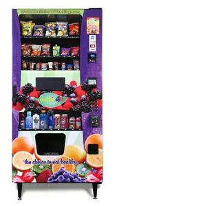 Healthier 4u Vending Machines