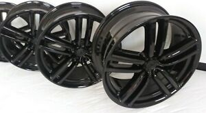 Infiniti M35 M45 19 X 8 5 Oem Factory Wheels Rims Black D0300eg54a 73687