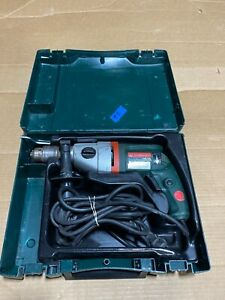 Metabo Sds Hammer Drill Electric Corded Sbe 750 Rotary Handle 1 2 3