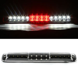 For 99 07 Chevy Silverado Gmc Sierra Led 3rd Third Tail Brake Cargo Light Lamp