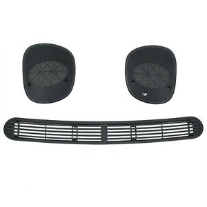 Dash Defrost Front Grille Panel Cover Speaker Fits 98 05 S10 S15 Blazer Jimmy Fits Gmc Sonoma