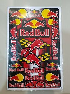 Rockstar Energy Motorcross Hrc Ngk Motogp Yamaha Decal Racing Sticker Ktm Moto